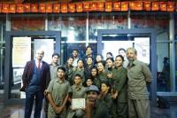 Bangladeshi artists at the